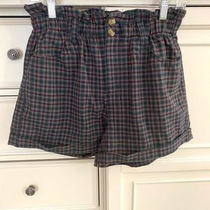 SALE 2 for $15 | American Eagle Plaid Shorts